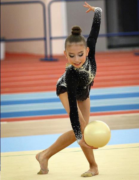 худ гимнастика 1